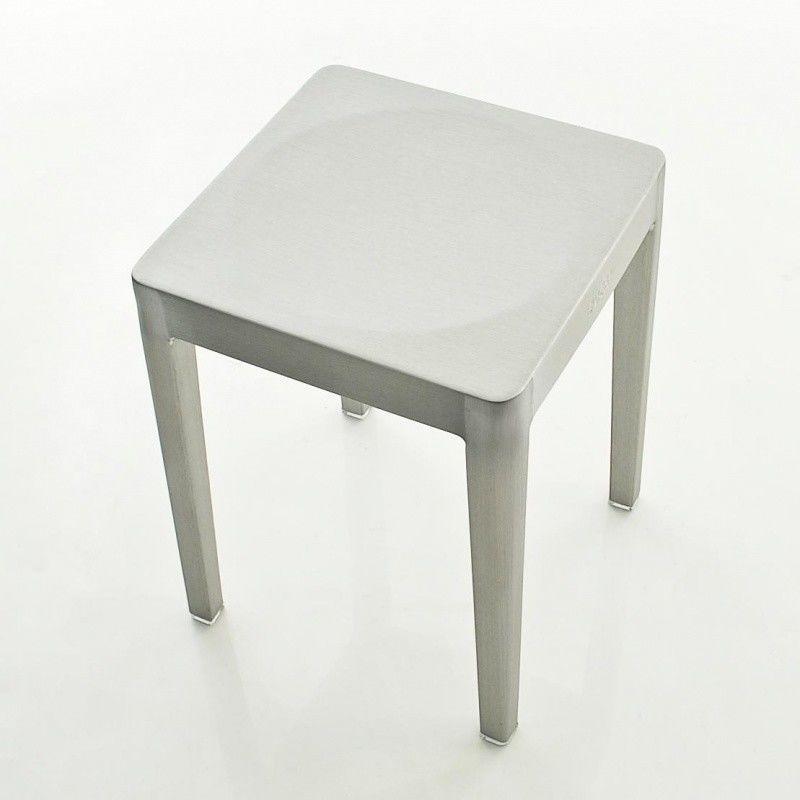 Emeco stool hocker stapelbar emeco for Hocker stapelbar