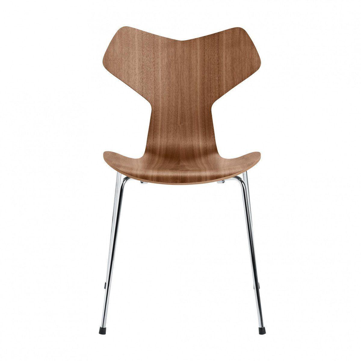 Fritz Hansen   Grand Prix Chair 46.5cm ...