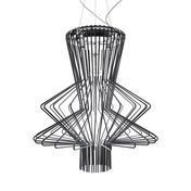 Foscarini - Allegro Ritmico LED - Suspension - noir/métal/3000K