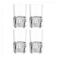 Kartell - Trama  Long drink Glass Set of 4