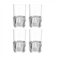 Kartell - Trama  Long drink Glass Set of 4