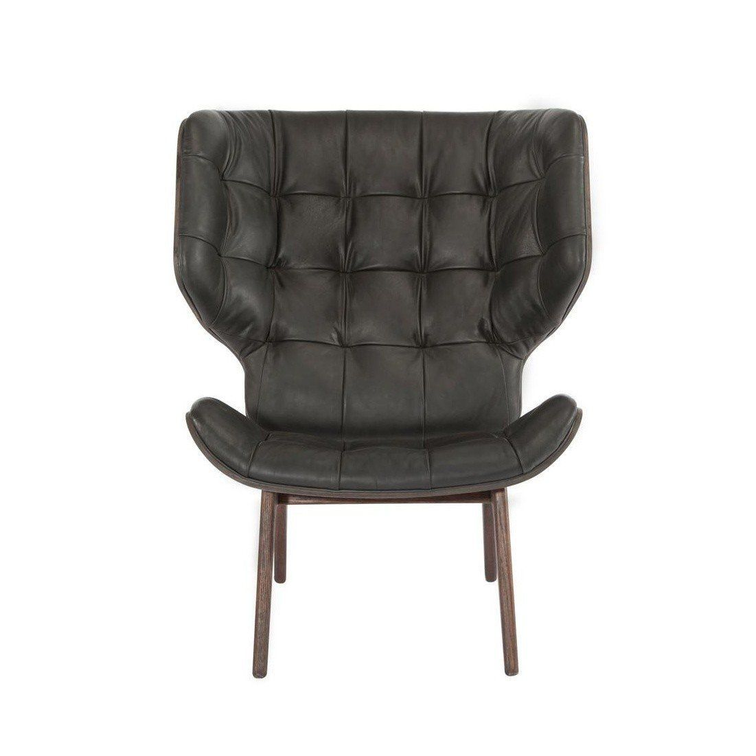 Mammoth Fluffy Fauteuil Cuir NORR 11