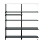 Montana - Free Shelf with interposed shelf