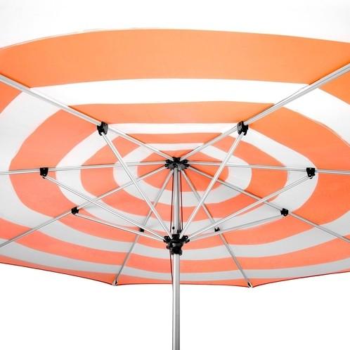 Fatboy - Stripesol Set Sonnenschirm + Ständer