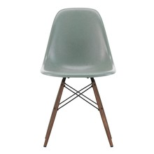 Vitra - Eames Fiberglass Side Chair DSW Dark Maple