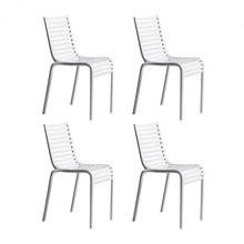 Driade - Pip-e Garden Chair Set of 4