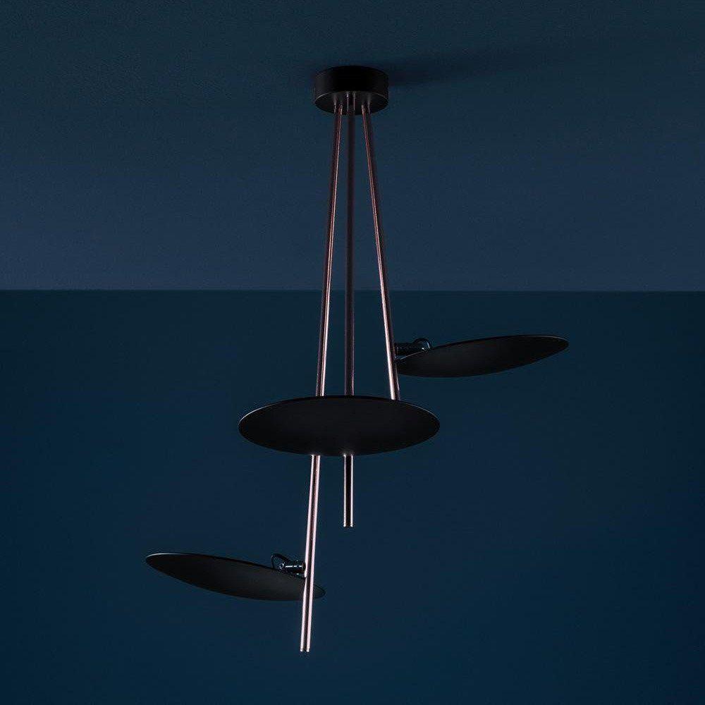 Lederam c3 led plafonnier catellani smith for Pool designs under 50 000