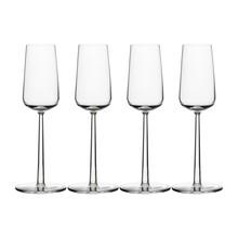 iittala - 4+4 Aktion Essence Champagnerglas 4er Set + 1 Set geschenkt