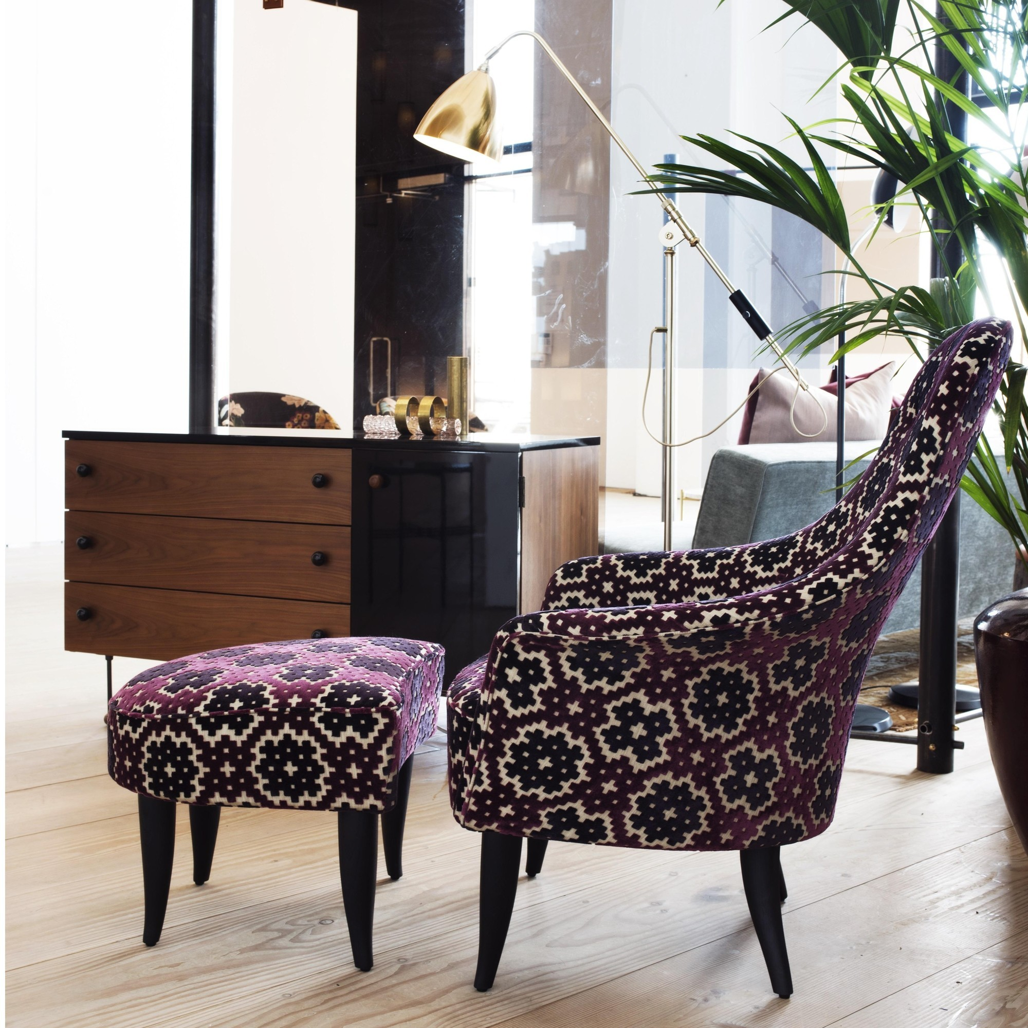 Gubi Adam Lounge Chair Sessel
