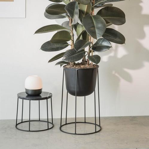 Menu - Wire Pot Blumentopf mit Gestell