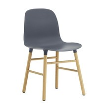 Normann Copenhagen - Form Stuhl Gestell Eiche