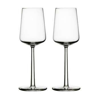 iittala - Essence Weißweinglas Set 33cl