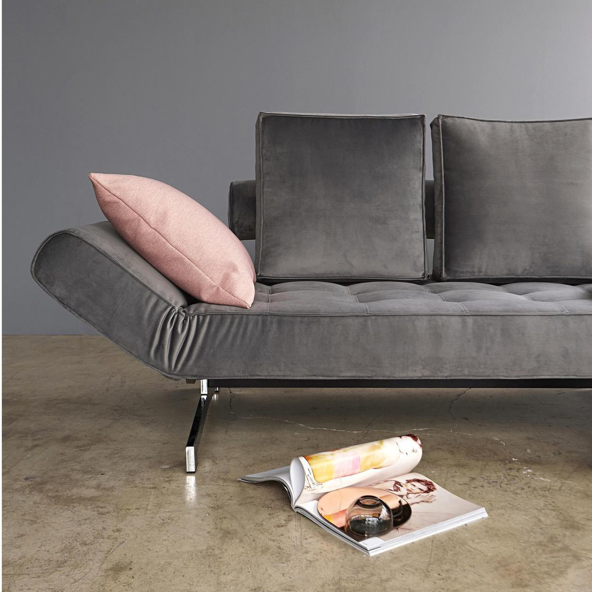 ghia laser sofa bed | innovation | ambientedirect