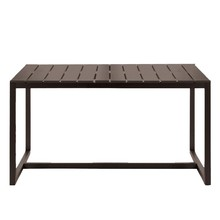 Gandia Blasco - Table de jardin Saler 125x91x72cm