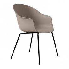 Gubi - Bat Dinning Chair Gestell schwarz