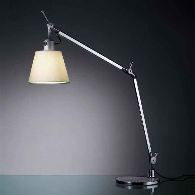 Artemide Lampen Artemide Tolomeo Mini Black Desk Lamp