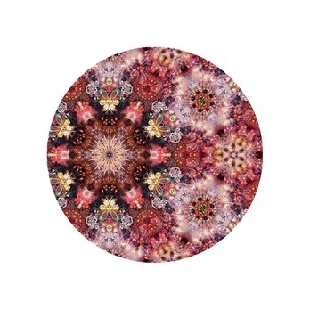Moooi Carpets - Festival Inferno Teppich rund