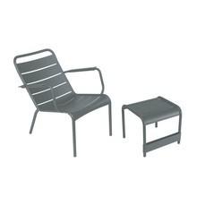 Fermob - Luxembourg Set Sessel + Beistelltisch