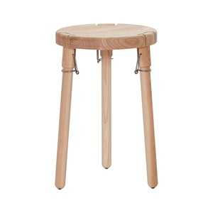 Andersen Furniture - Andersen Furniture U1 - Tabouret - frêne/Ø30 x H46,5 cm