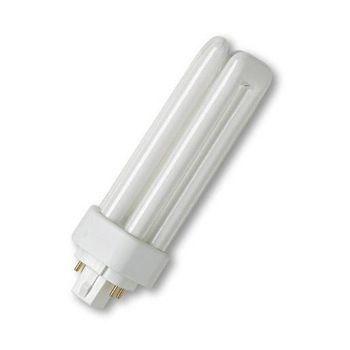 QualityLight - FLUO G24q-2 Kompakt 18W - opal/Glas/Energieeffizienzklasse a/Gewichteter Energieverbrauch 18 kW/1000 h