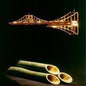 GIO - Golden Gate Raumleuchte