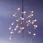 Ingo Maurer - Birds Birds Birds Lüster - transparent/Metall/Kabel transparent