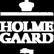 holmegaard Logo white klein