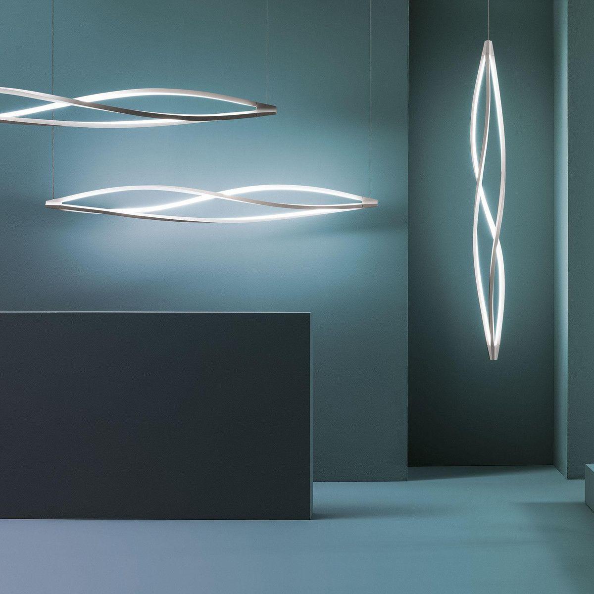 in the wind led suspension lamp vertical nemo. Black Bedroom Furniture Sets. Home Design Ideas