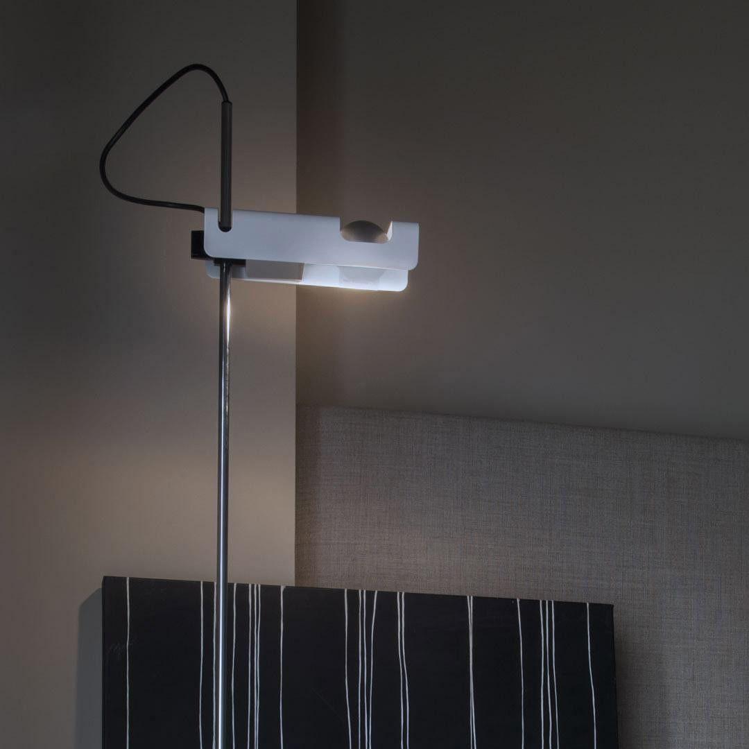 Spider 3319 Floor Lamp Oluce Ambientedirect Com