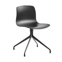 HAY - About a Chair 10 - Silla giratoria negro