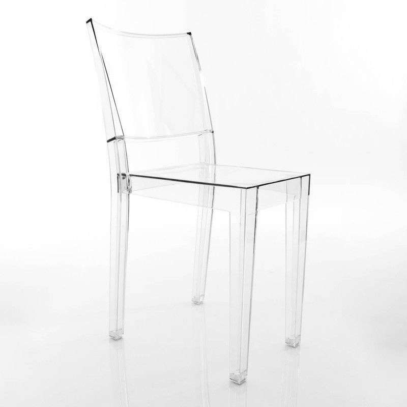 La marie chair kartell for Chaise la marie starck