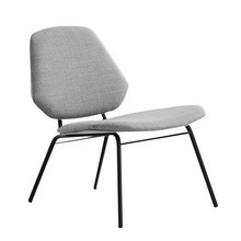 Woud - Lean Lounge Chair Stuhl