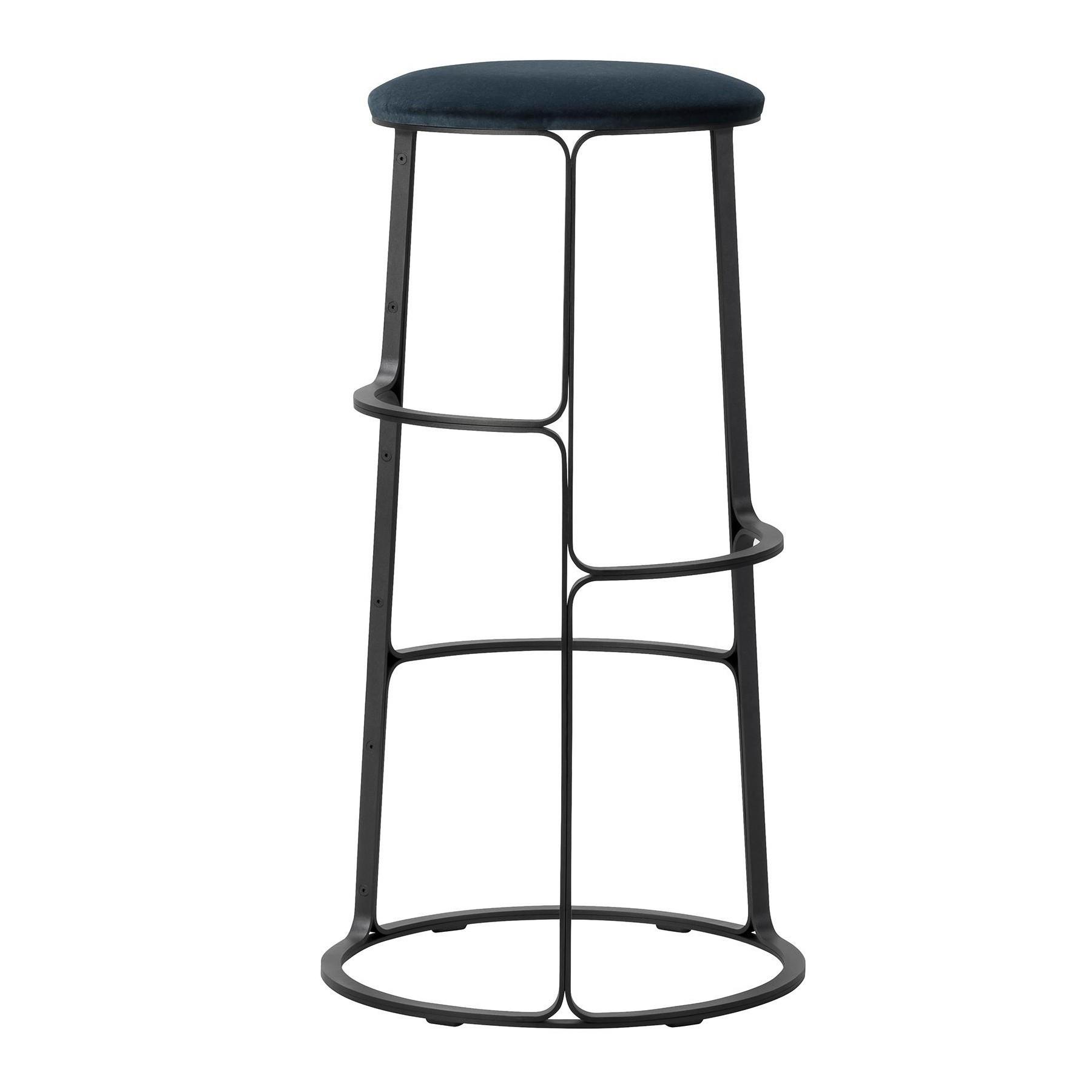 Admirable Barbry Bar Stool Upholstered Inzonedesignstudio Interior Chair Design Inzonedesignstudiocom