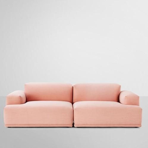 Muuto - Connect Lounge 2-Sitzer Sofa