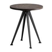 HAY - Table Ø45.5cm Pyramid Coffee 51