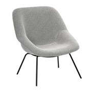 Richard Lampert - H 55 Sessel Gestell schwarz
