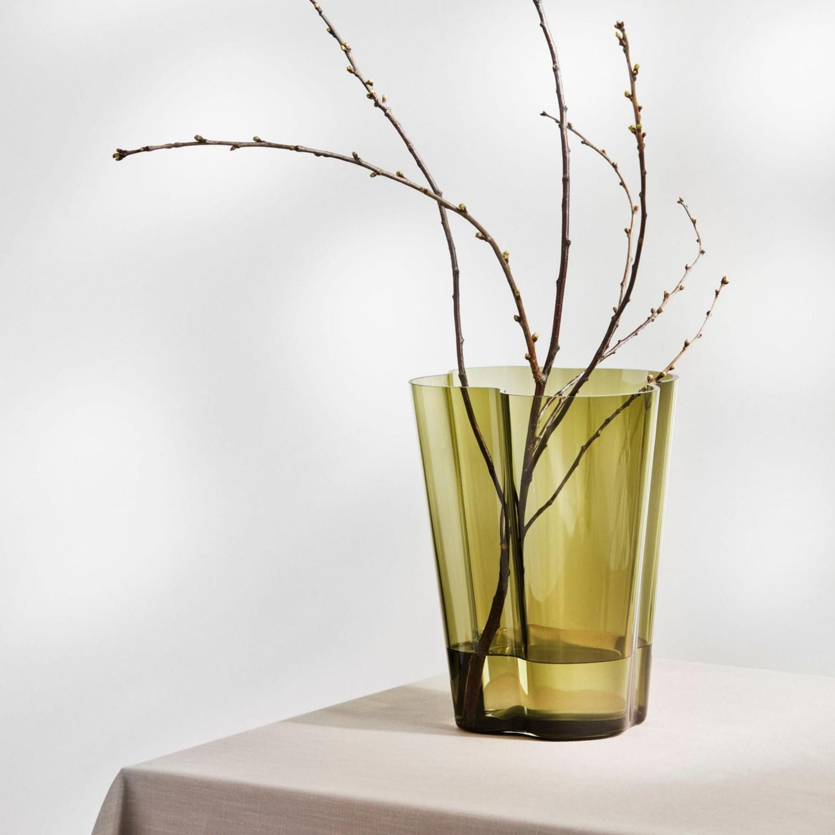Iittala Alvar Aalto Vase 270mm Ambientedirect