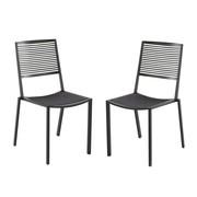 Fast - Easy - Set de 2 chaises