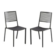 Fast - Easy Outdoor - Set de 2 chaises