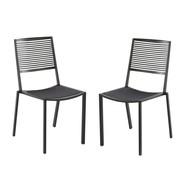 Fast - Easy Outdoor - Set de 2 chaises