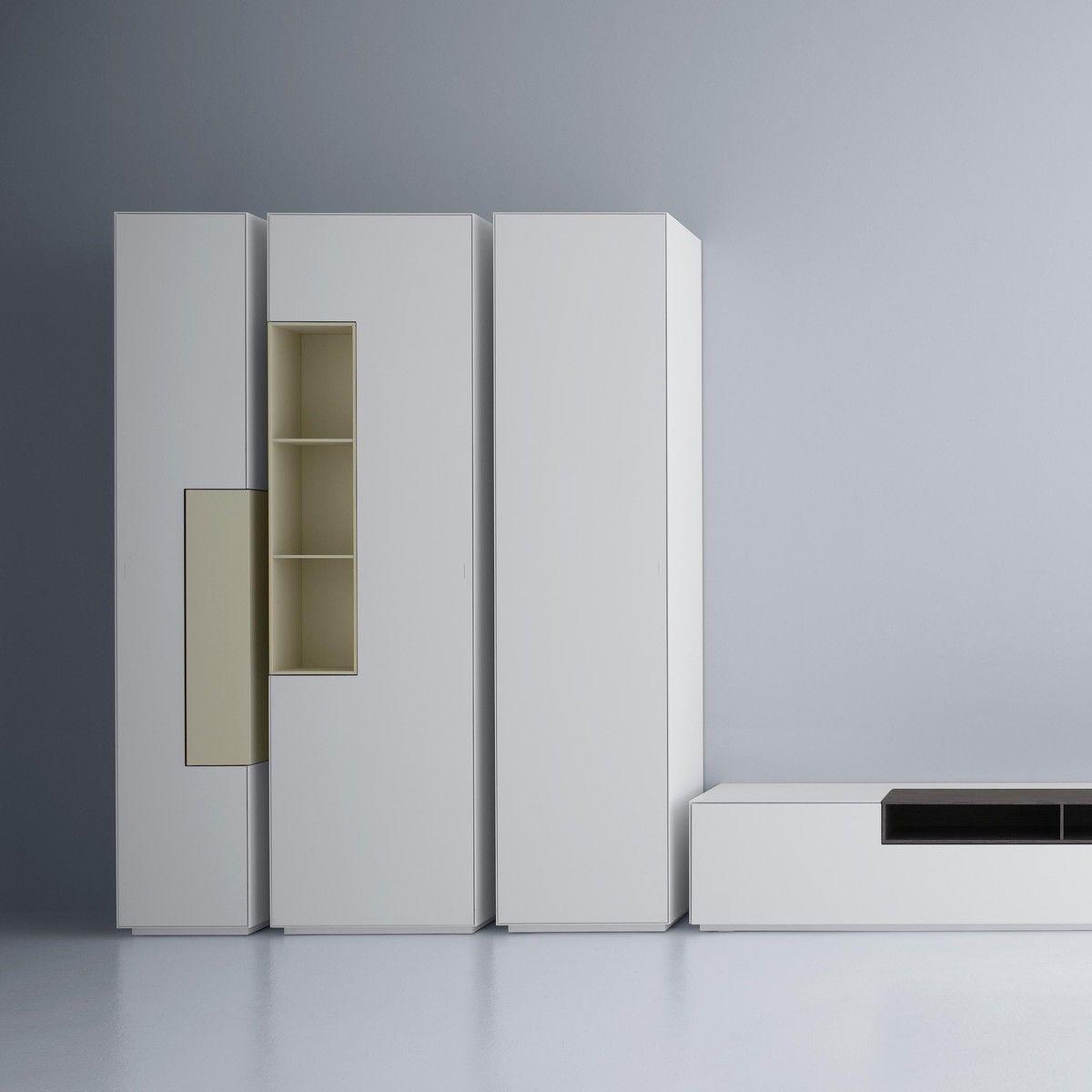 Inmotion B34 Cabinet  MDF Italia  AmbienteDirectcom