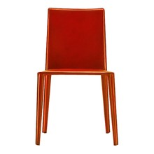 Arper - Norma 1702 stoel leer