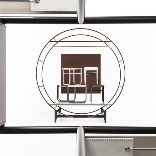 Cassina - Le Corbusier LC9 Badhocker