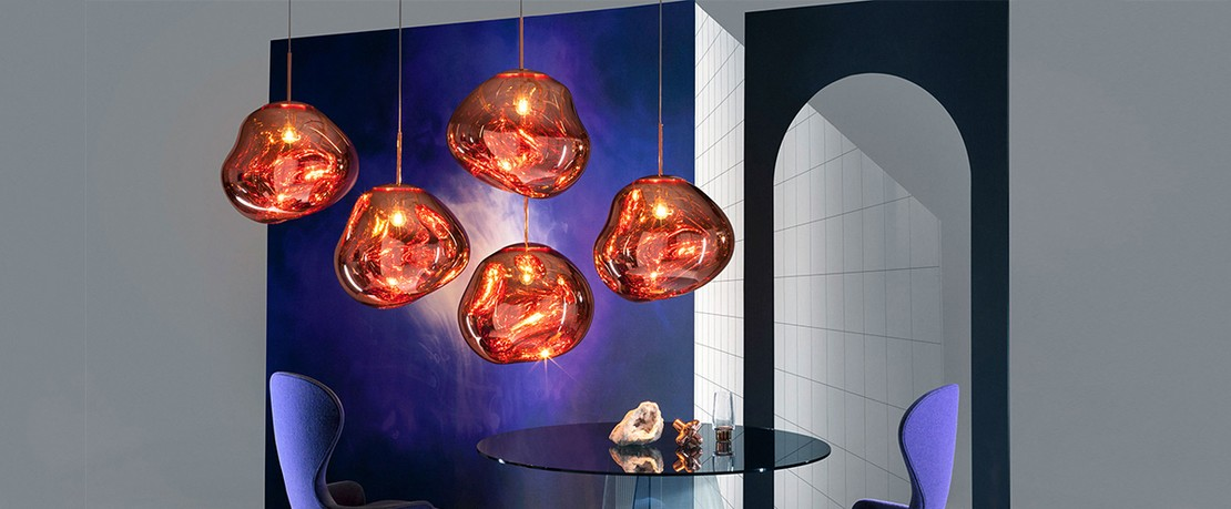 Melt Interieur TomDixon Presenter