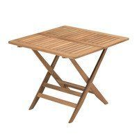 Skagerak - Nautic Folding Table 85x85cm