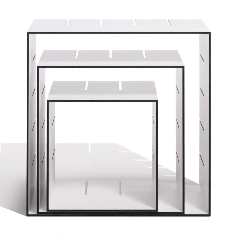 etagere metal profondeur 20 cm