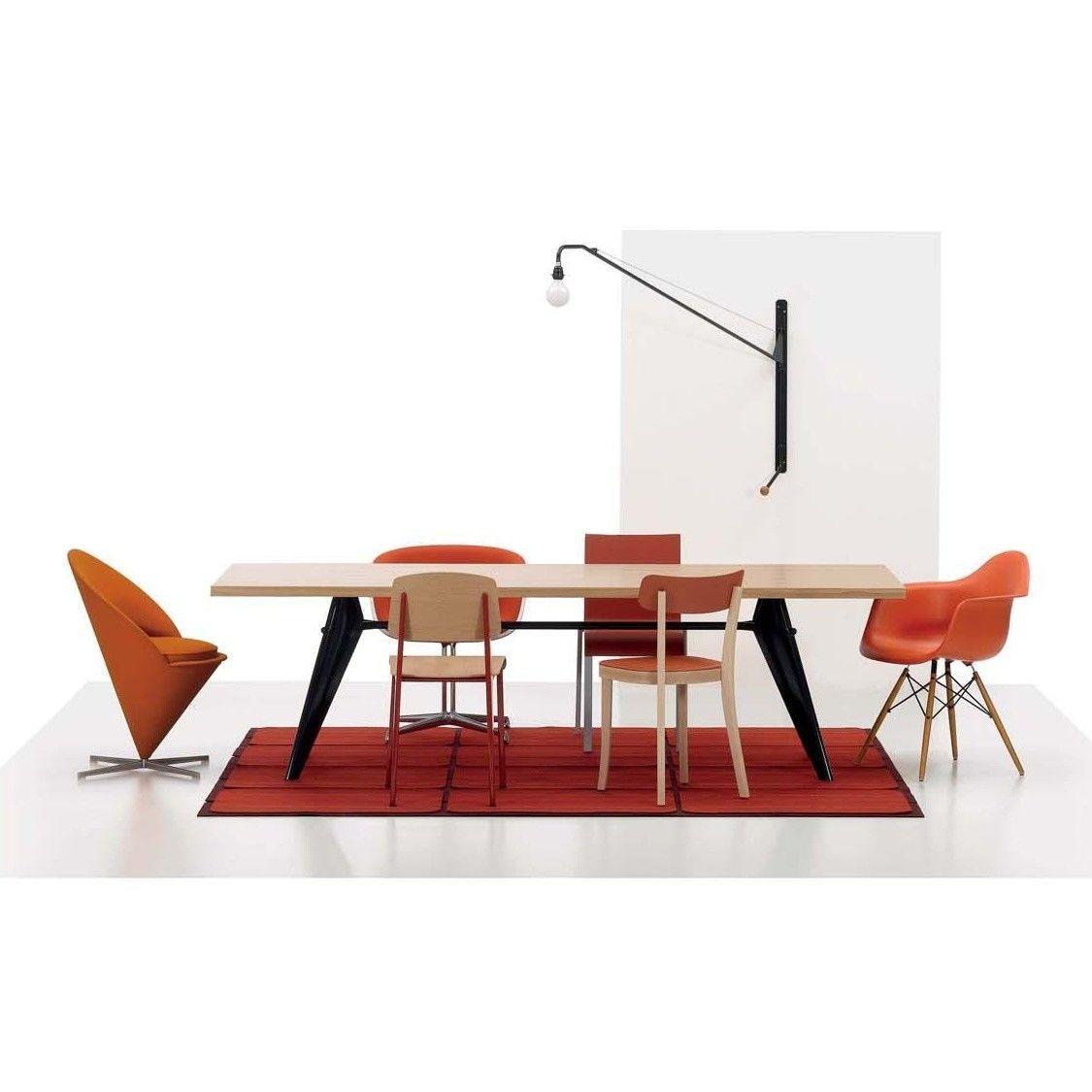 potence applique murale vitra. Black Bedroom Furniture Sets. Home Design Ideas