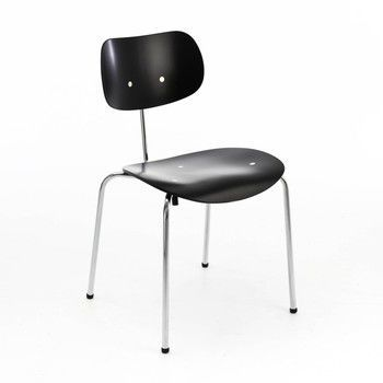 eiermann stuhl se 68 su wilde spieth. Black Bedroom Furniture Sets. Home Design Ideas