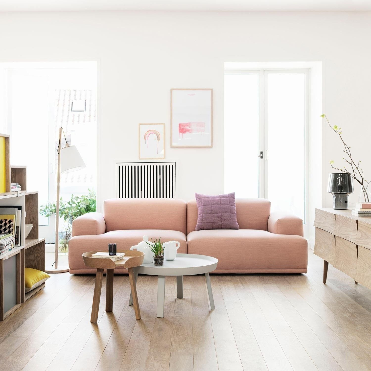 Muuto Connect Sofa Center Elements | AmbienteDirect