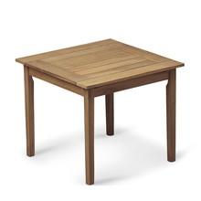 Skagerak - Table de jardin 86 Drachmann 86x86x72cm